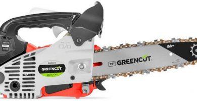 motosierra de poda greencut gs250X-10